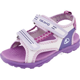Viking Footwear Skumvaer Sandals Kids lilac